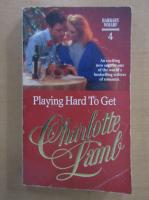 Anticariat: Charles Lamb - Playing Hard to Get