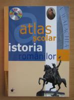 Anticariat: Elena Oprean - Atlas scolar. Istoria romanilor