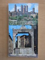 Anticariat: Enzo Raffa - S. GImignano aux belles tours