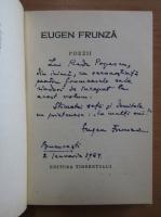 Anticariat: Eugen Frunza - Poezii (cu autograful autorului)