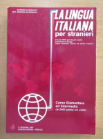 Anticariat: Katerin Katerinov - La Lingua Italiana per stranieri