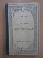 Anticariat: Marcus Tullius Cicero - Oratio Pro Murena