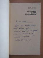 Anticariat: Mihai Ionescu - Antrenori la ora confesiunilor (cu autograful autorului)