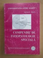 Anticariat: Nicolae Avram - Compendiu de fiziopatologie speciala