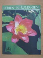 Anticariat: Revista Ferien in Rumanien, nr. 4, 1972