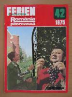 Anticariat: Revista Ferien in Rumanien, nr. 42, 1975
