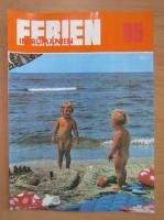 Anticariat: Revista Ferien in Rumanien, nr. 85, 1979