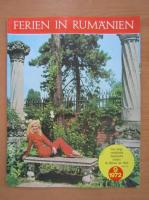 Anticariat: Revista Ferien in Rumanien, nr. 9, 1972