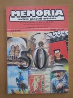 Anticariat: Revista memoria, nr. 1, 2005