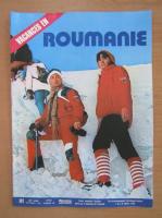Anticariat: Revista Vacances en Roumanie, anul XXV, nr. 141, 1983