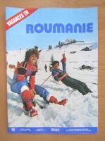 Anticariat: Revista Vacances en Roumanie, nr. 165, 1985