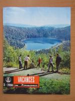 Anticariat: Revista Vacances en Roumanie, nr. 3, 1966