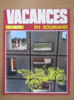Anticariat: Revista Vacances en Roumanie, nr. 3, 1973