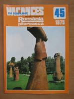 Anticariat: Revista Vacances en Roumanie, nr. 45, 1975