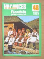 Anticariat: Revista Vacances en Roumanie, nr. 48, 1976