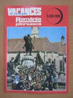 Anticariat: Revista Vacances en Roumanie, nr. 5 (33), 1974