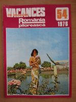 Anticariat: Revista Vacances en Roumanie, nr. 54, 1976