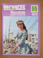 Anticariat: Revista Vacances en Roumanie, nr. 55, 1976