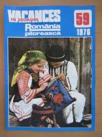 Anticariat: Revista Vacances en Roumanie, nr. 59, 1976
