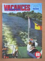 Anticariat: Revista Vacances en Roumanie, nr. 68, 1977