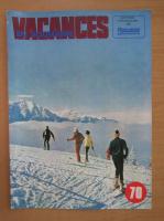 Anticariat: Revista Vacances en Roumanie, nr. 70, 1977