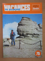 Anticariat: Revista Vacances en Roumanie, nr. 75, 1977