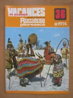 Anticariat: Revista Vacances en Roumanie, nr. 8 (36), 1974