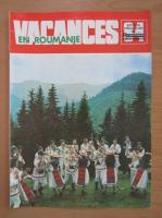 Anticariat: Revista Vacances en Roumanie, nr. 84, decembrie 1978