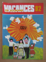 Anticariat: Revista Vacances en Roumanie, nr. 92, 1979