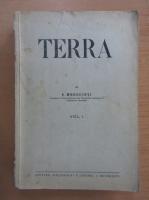 Anticariat: S. Mehedinti - Terra (volumul 1)