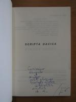Anticariat: Vasile Lica - Scripta dacica (cu autograful autorului)