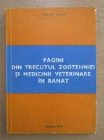 Vasile Talos - Pagini din trecutul zootehniei si medicinii veterinare in Banat