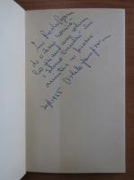 Anticariat: Violeta Zamfirescu - Ceasul de slava (cu autograful autorului)