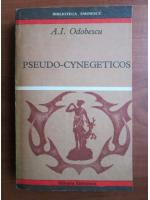 A. I. Odobescu - Pseudo cynegeticos