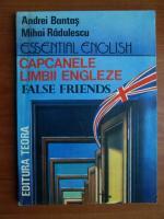 Andrei Bantas - Capcanele limbii engleze