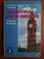 Constantin Paidos - Gramatica limbii engleze (volumul 2)