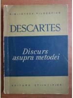 Descartes - Discurs asupra metodei
