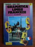 Anticariat: George Ghidu - Gramatica limbii franceze cu exercitii