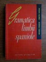 Gregorio Escudero - Gramatica limbii spaniole