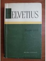 Anticariat: Helvetius - Despre spirit