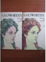 John Galsworthy - Sfarsit de capitol (2 volume)