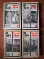 Lev Tolstoi - Razboi si pace (4 volume)