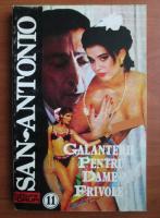 San-Antonio - Galanterii pentru dame frivole