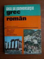 Socratis Cotolulis - Ghid de conversatie grec - roman