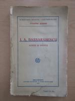 I. A. Bassarabescu - Schite si nuvele