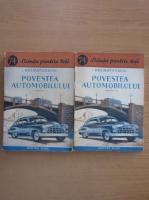 Anticariat: I. Dolmatovschi - Povestea automobilului
