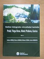 Anticariat: Iuliana Armas - Saline integrate circuitului turistic. Praid, Targu Ocna, Slanic Prahova, Cacica (volumul 1)