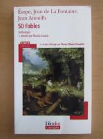 Anticariat: Jean de La Fontaine - 50 Fables