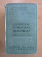 Anticariat: Maurice Patel - Precis de pathologie chirurgicale (volumul 1)