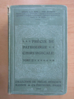 Maurice Patel - Precis de pathologie chirurgicale (volumul 2)